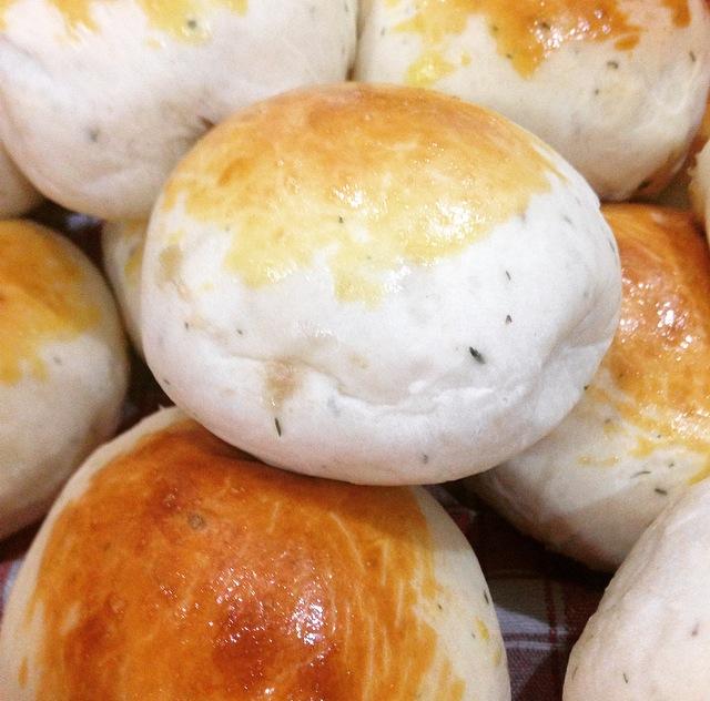 Panini di pan brioche ripieni