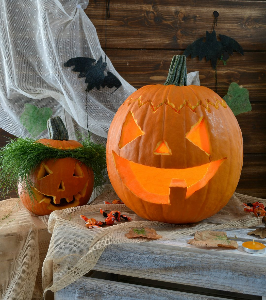 Per la notte delle streghe siete pronti a realizzare la zucca di Halloween  fd7946a69d5a